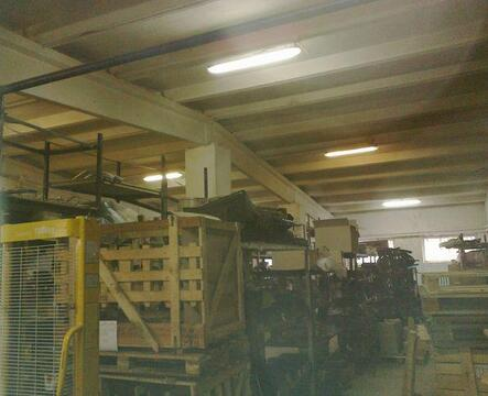 Теплый склад с авторампой 410 кв.м. - Фото 2