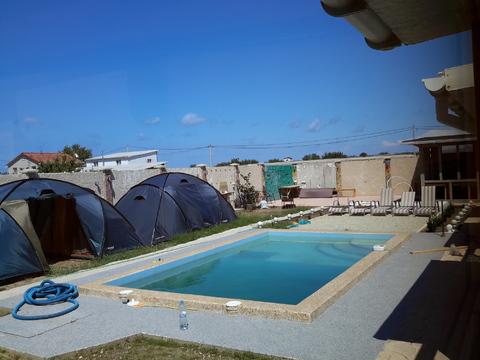 Домики с бассейном в 900м от пляжа - Фото 1