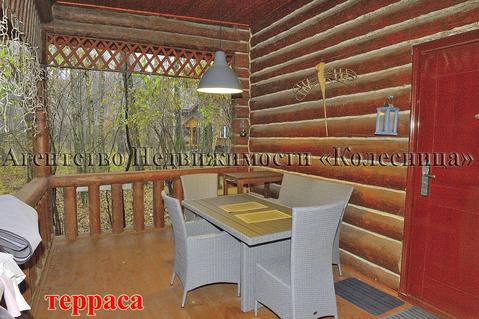 Глашино, 75 км от МКАД. Жилой дом с отдельн-щей баней, на лесном уч-ке - Фото 5