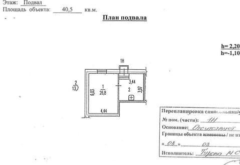 Подвальное помещение, ст. м. Парк Победы - Фото 5