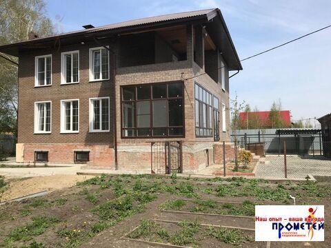 Продажа дома, Марусино, Новосибирский район, Молодёжная (Лебяжье мкр) - Фото 2