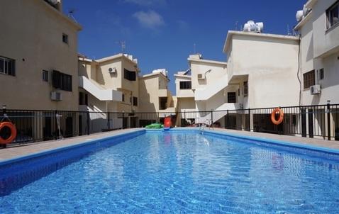 Трехкомнатный Апартамент с большой верандой в пригороде Пафоса - Фото 1