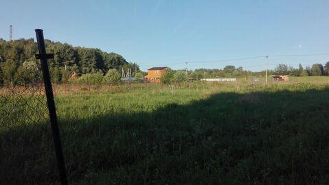 Земельный участок 12 соток МО, Ступинский район, д. Бессоново - Фото 3
