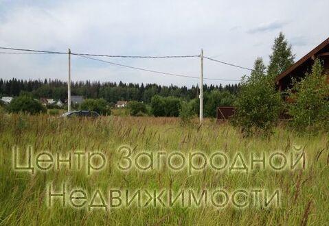 Участок, Волоколамское ш, Новорижское ш, 38 км от МКАД, д. Алексино, . - Фото 2