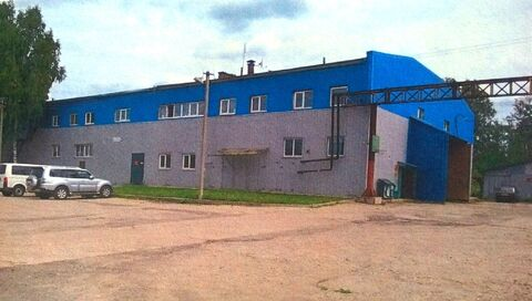 Производственный комплекс в 2 км от м11 - Фото 1