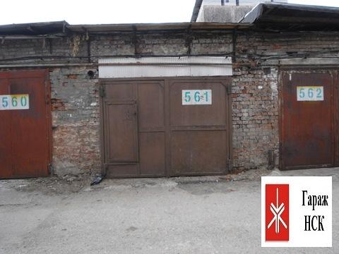 Продам капитальный гараж в ГСК Роща №561. Академгородок, за ияф - Фото 1