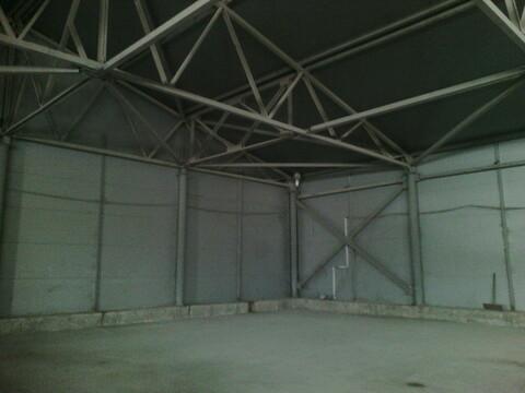 Утеплённый склад 580 кв.м. в Цемдолине, высота 5,8 м. - Фото 4