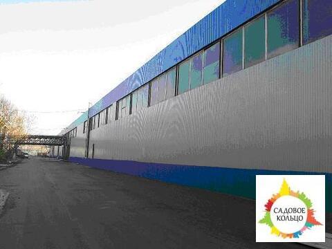 Аренда помещения под склад 3 342 кв.м под склад, теплый ну не отаплив - Фото 5