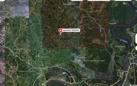 190 га , для ведения крестьянского хозяйства, лес, две речки, луга - Фото 2