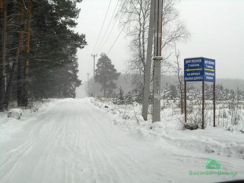 10 сот в ДНП Лесное - 85 км Щелковское шоссе - Фото 5