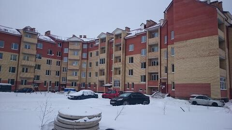 Продается 2 комнатная квартира общая площадь 76 кв.м, комнаты 16,8 и . - Фото 1