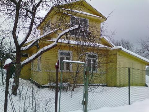Продам дачу Лен.обл. Тосно СНТ Черная Грива 2-х дом на уч-ке 6 оток - Фото 1