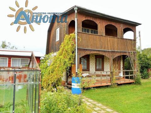Продается дача в деревне Русиново Боровского района. - Фото 1