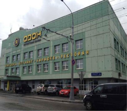 Продажа развлекательного комплекса 4825 м2 на Рязанском пр-те 2б - Фото 1