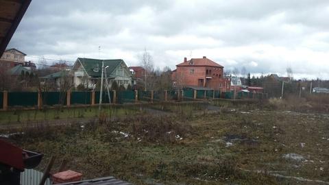 Участок 5 соток, Москва, 12 км от МКАД, свет, ИЖС - Фото 1