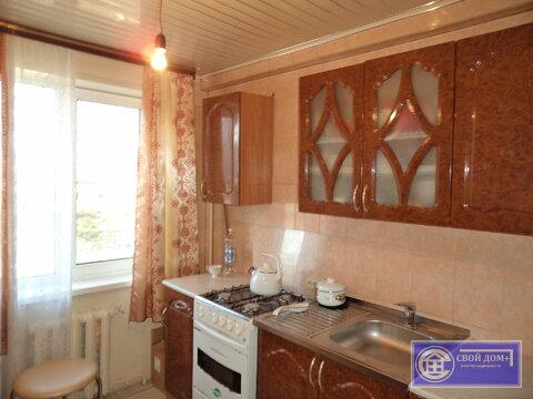 Квартира с отличным ремонтом и мебелью с.Теряево - Фото 1