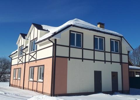 Дуплекс 122.5 кв.м. на участке 3.5 соток в Раменском р-не - Фото 1