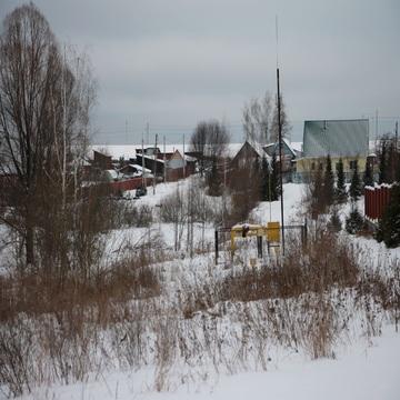 12 соток в д. Барыбино Домодедовского района - Фото 3