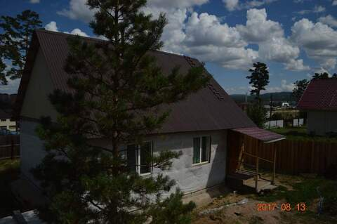 Продам: дом 62.5 м2 на участке 10 сот - Фото 2