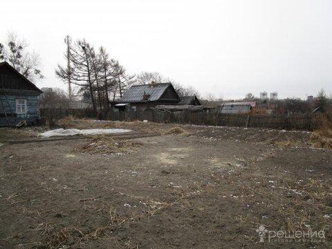 Продается земельный участок, г. Хабаровск, ул. Ярославская - Фото 1
