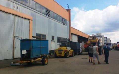 Производственно-складской комплекс 9263 м2 в д. Акулово Одинцовского р - Фото 2