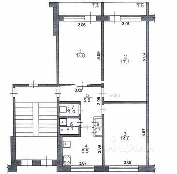Продажа квартиры, Саранск, Ул. Сущинского - Фото 2