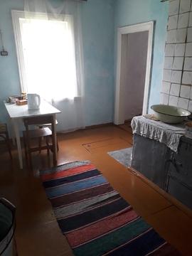 Продам 1-этажный деревянный дом - Фото 4