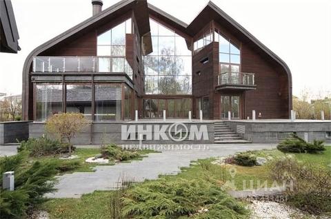 Дом в Московская область, Мытищи городской округ, д. Подольниха . - Фото 1