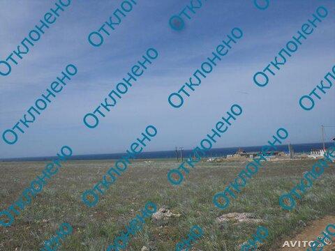 Участок 15 соток мыс Тарханкут с.Оленевка , от моря 900 м. - Фото 2