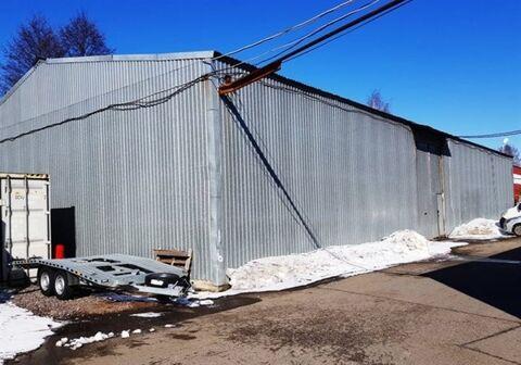 Сдам складское помещение 540 кв.м, м. Старая деревня - Фото 1