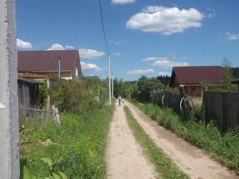 Продается земельный участок 8 соток в СНТ рядом с городом Белоусово - Фото 2