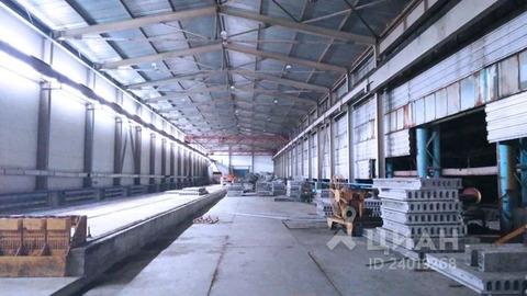 Производственное помещение в Тюменская область, Ялуторовск ул. . - Фото 1