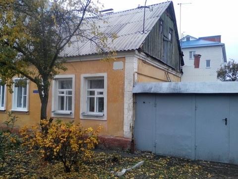 Часть дома ул. Госпитальная - Фото 1