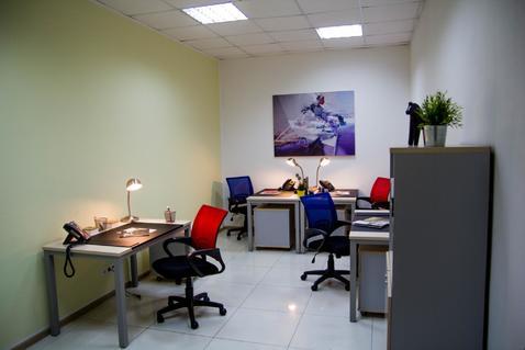 Рабочее место в офисе 25 м2 - 6800 р. - Фото 1