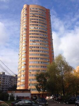 2-комнатная в Химках 86 кв.м. ул. Строителей - Фото 1
