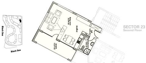 Продам апартаменты в комплексе Marina Cape (Ахелой, Болгария) - Фото 2