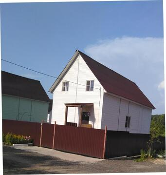 Купить дом из бруса в Одинцовском районе, г. Голицыно, мкр-н Северный - Фото 1