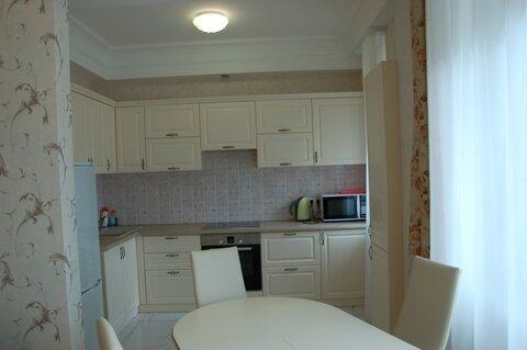 Продажа 3-комнатной квартиры с ремонтом в Гурзуфе в новом ЖК - Фото 3