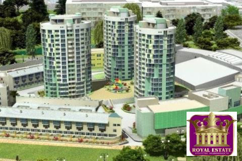 Продается квартира Респ Крым, г Симферополь, ул Набережная имени . - Фото 1