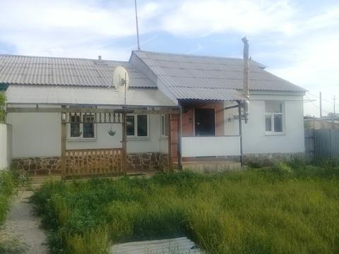 Дом 2этажн, 86,4 м, уд-ва, гараж, баня, 6сот. рц. Беляевка - Фото 1