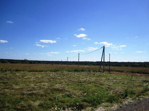 Земельные участки от 8 соток в Дачном поселке, в районе дер. Васино, Т - Фото 1