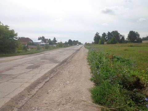 Земельный участок ЛПХ 13 соток в д. Иваньково Т.О. - Фото 5