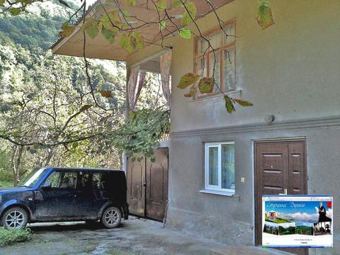 Абхазия. Сухум, ул. Чанба. 2-х этажный дом 190 кв.м. 5 комн. 15 соток - Фото 1