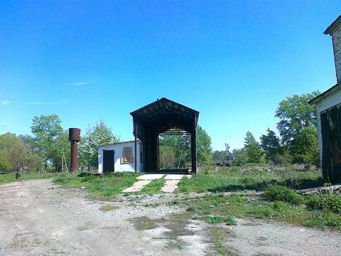 Продажа зернохранилища 1493 м2 на участке 1,2 га - Фото 4