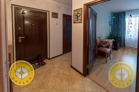 2к квартира 56,5 кв.м, Звенигород, кв Маяковского 17а, ремонт, мебель - Фото 4
