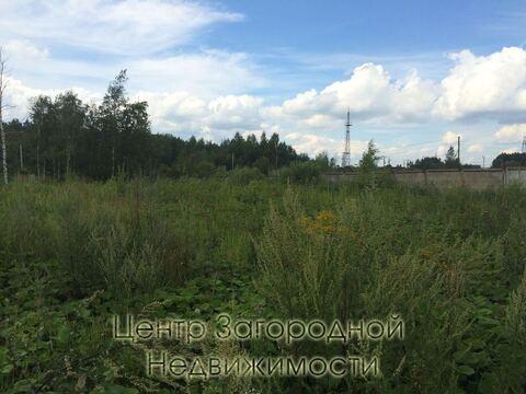 Участок, Щелковское ш, 15 км от МКАД, Щелково. Участок 63 сотки в гор. . - Фото 2