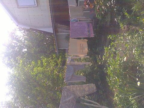 СНТ Ростсельмашевец-2 дача 41 квм 6 соток окна мпо ролл-ставни, плитка