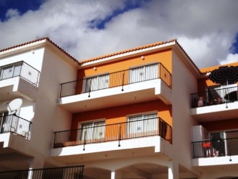Трехкомнатный Апартамент с прекрасным видом на море в регионе Пафоса - Фото 2