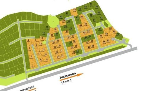 Продажа участка, Кольцово, Новосибирский район, Ул. Кольцово парк кп - Фото 2