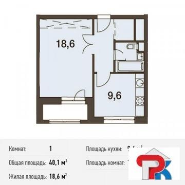 Продажа квартиры, Волоколамское ш. - Фото 5